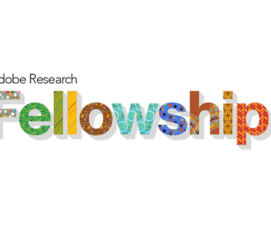 Adobe Research Study Fellowship Program 2020 for College Student (As Much As $10,000 award)