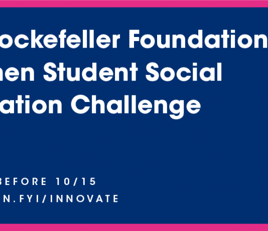 Rockefeller Foundation-Acumen Trainee Social Development Difficulty 2019 (Win as much as $20,000 and more)