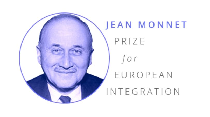 Jean Monnet Prize for European Integration 2019 (€1,500 grant)