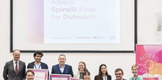 European Commission Altiero Spinelli Reward for Outreach 2019 (Approximately 25,000 EUR)