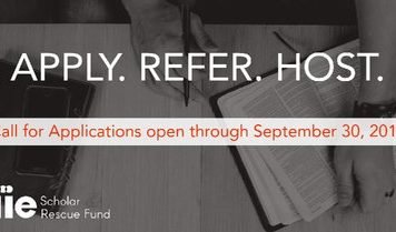 The Institute of International Education's Scholar Rescue Fund (IIE-SRF) 2020 for Threatened Scholars around the world