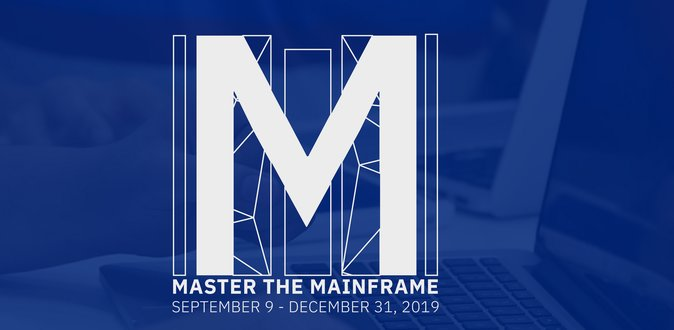 IBM Master the Mainframe Contest 2019/2020 for trainees throughout the Middle East & & Africa ($ 1,000 USD money Educational Scholarship)