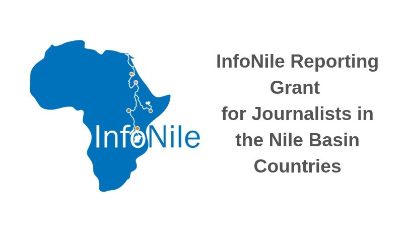 Require InfoNile Reporting Grant Applications: Environment Modification Solutions in Nile Basin Cities