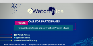 Require Individuals: iWatch Africa Person Rights Abuse & & Corruption Job 2019 in Ghana