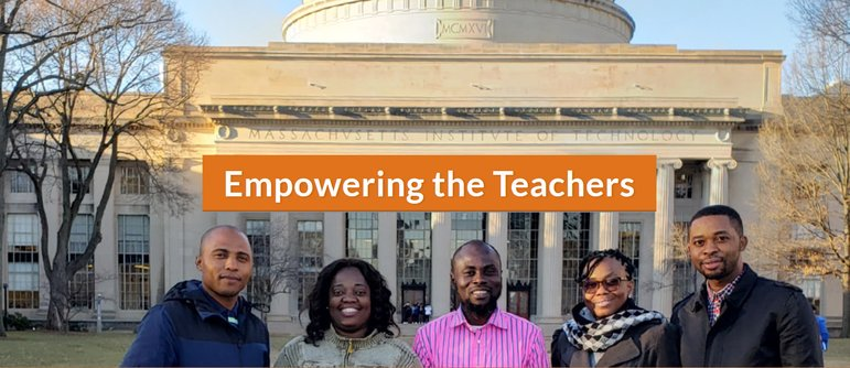 MIT Africa Empowering the Educators Fellowship Program 2020/2021(Totally Moneyed to Massachusetts Institute of Innovation (MIT), U.S.A.)