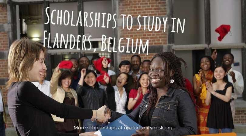"""VLIR-UOS Scholarships for International Training Program on """"Sustainable Advancement and International Justice"""" 2020 (Fully-funded to Flanders)"""