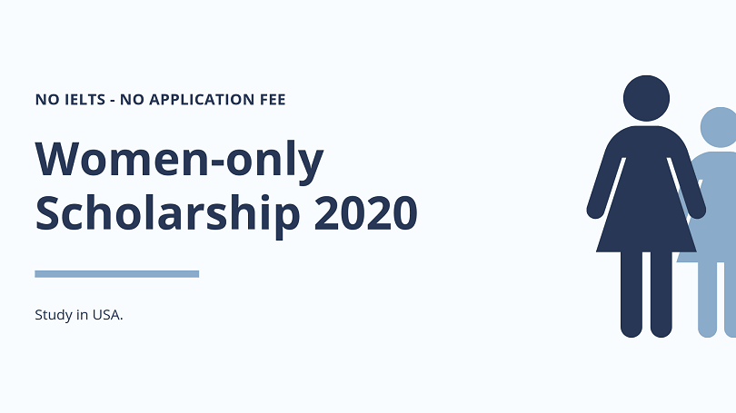 SheBegan International Scholarship for Women 2020-2021 to study in the United States