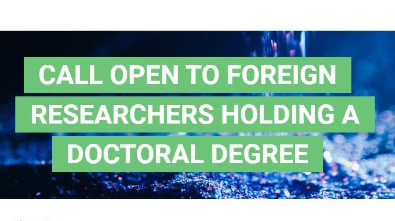 #MakeOurPlanetGreatAgain Postdoctoral Program 2019/2020 for Overseas Researchers