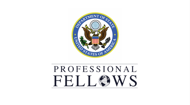 U.S. Department of States Expert Fellows for Governance and Society– Spring 2020 (Fully-funded to the United States)