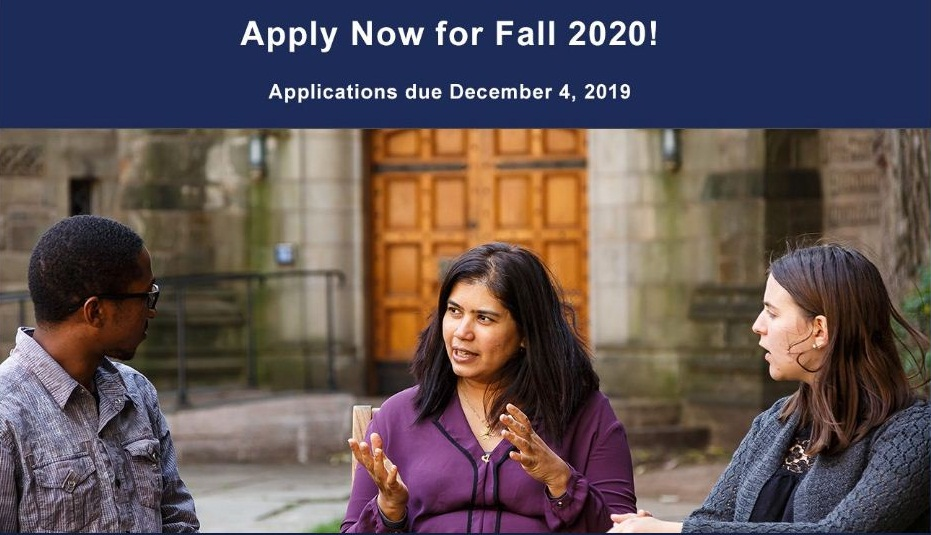 Yale Maurice R. Greenberg World Fellows Program 2020 for Aiming Leaders (Fully-funded)
