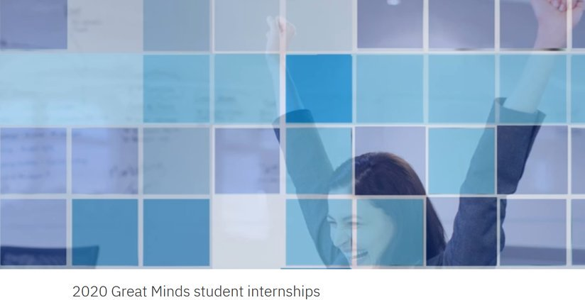 IBM Great Minds Effort Internship Program 2020 for Trainees Worldwide (Totally Moneyed Internship at IBM Zurich, Nairobi, or Johannesburg)