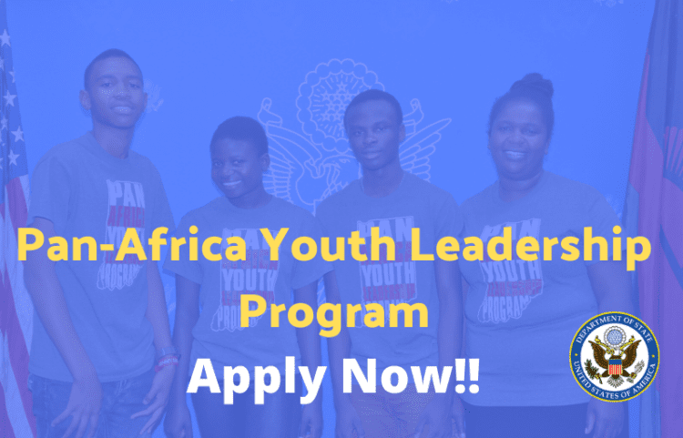 2020 Pan-Africa Youth Leadership Program (PAYLP) for young Malawians