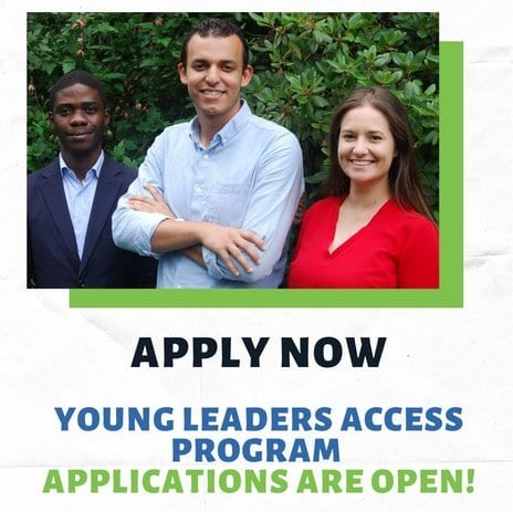 MCW Global Young Leaders Access Program 2020 (Fully Funded to the United States)