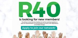 Apply to join Resilient 40 and attend the next Event in Ethiopia 2020