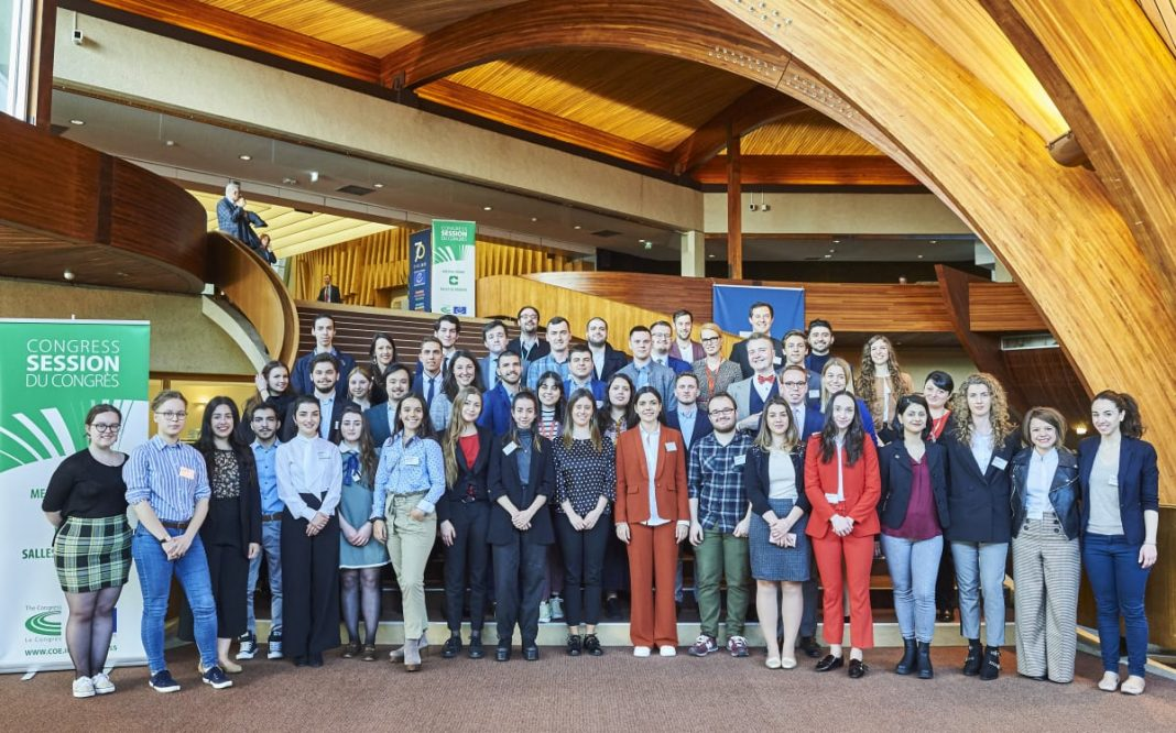 Council of Europe – Youth Delegate Program 2020 (Fully Funded to Strasbourg)