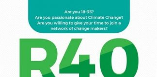 2020 Resilient 40 event for young change makers – Ethiopia