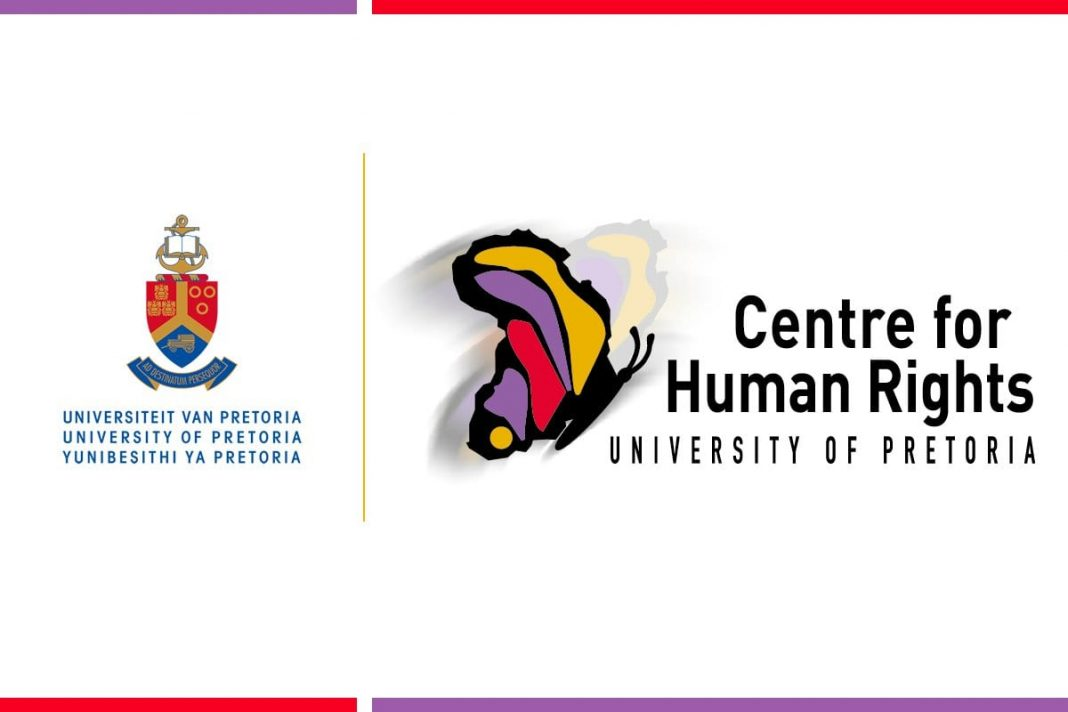 Apply for Doctoral Scholarship in Disability Rights at the Centre for Human Rights, University of Pretoria