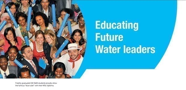 Rotary/UNESCO-IHE Scholarships 2020/2022 for Water and Sanitation Professionals