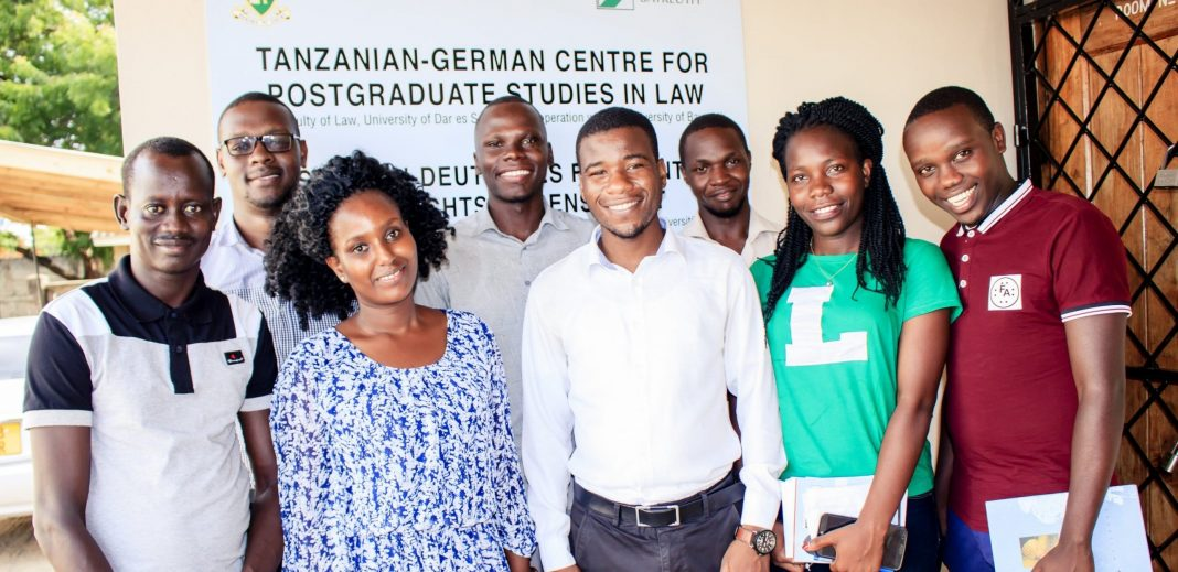Tanzanian-German Centre for Eastern African Legal Studies (LLM) Scholarships 2020/2021 for East African Lawyers (Funded)