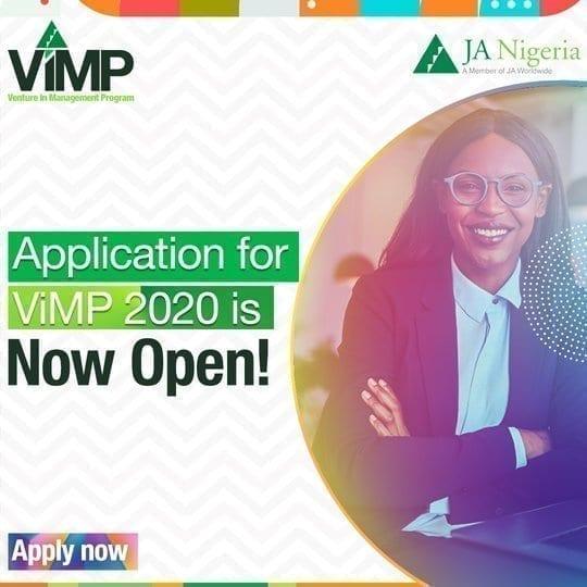 Junior Achievement Nigeria Venture in Management Program 2020 (Mini-MBA Course for Youth Corpers) – Nigeria.