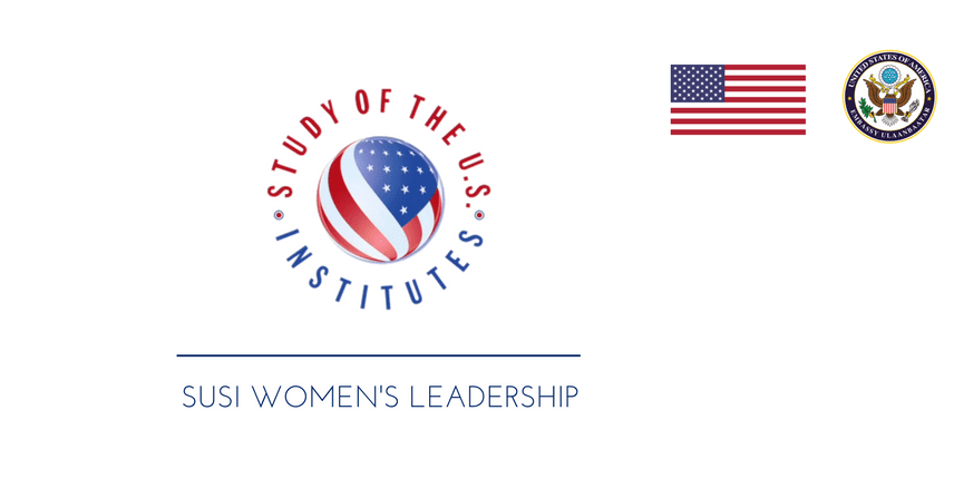 U.S. Embassy Ulaanbaatar 2020 SUSI Program for Women Student Leaders in Mongolia (Fully-funded)