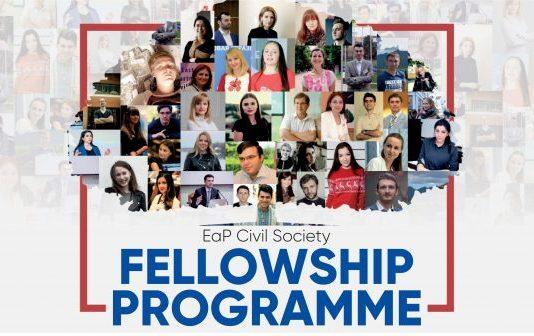 Eastern Partnership Civil Society Fellowship Programme 2020 (up to 5,000 EUR)