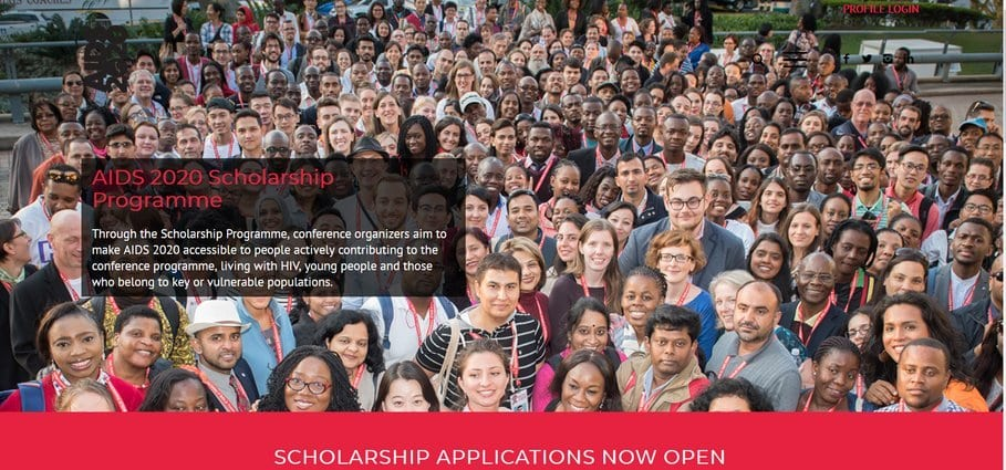 23rd International AIDS Conference (AIDS 2020) Scholarship Programme – San Francisco & Oakland, USA (Scholarships Available to Attend)