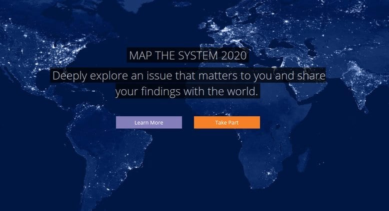 University of Oxford Saïd Business School Map the System Global Competition 2020 for young change Agents (£9,000 cash Prize)