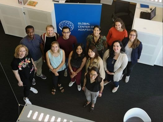 The Global Center on Adaptation Young Leaders Program 2020/2021 for young Professionals – Rotterdam, the Netherlands (Funded)