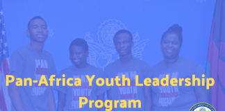2020 Pan-Africa Youth Leadership Program (PAYLP) for young Sudanese