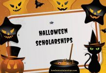 Halloween Scholarships – Apply if You Dare