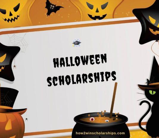 Halloween Scholarships – Apply if You Dare