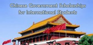 Chinese Government Scholarships 2020/2021 for South Africans to study in China (Funded)