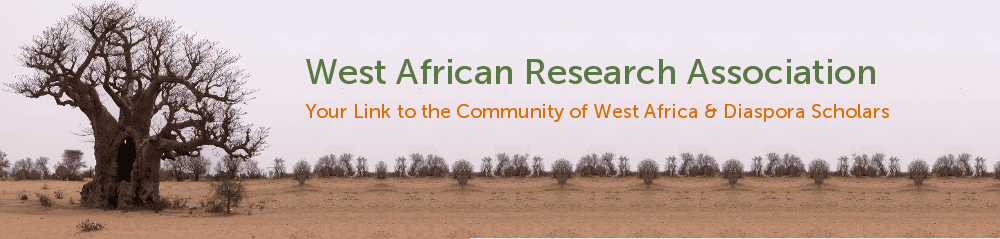 West African Research Association (WARA) Residency Fellowships 2020 for West African Scholars