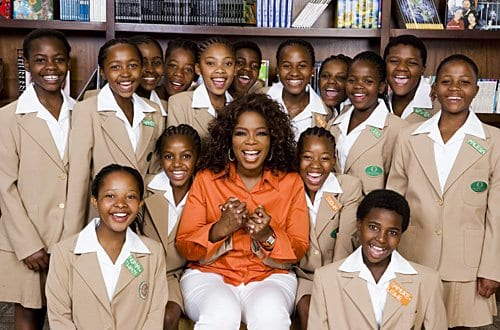 Call for Application: 2021 Oprah Winfrey Leadership Academy for Girls – South Africa