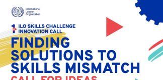 ILO Skills Challenge Innovation Call: Finding solutions to skills mismatch ($ 50,000 Grant)