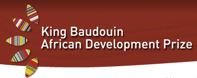 King Baudouin African Development Prize 2020 (€ 200.000 Prize for Development Work in Africa)