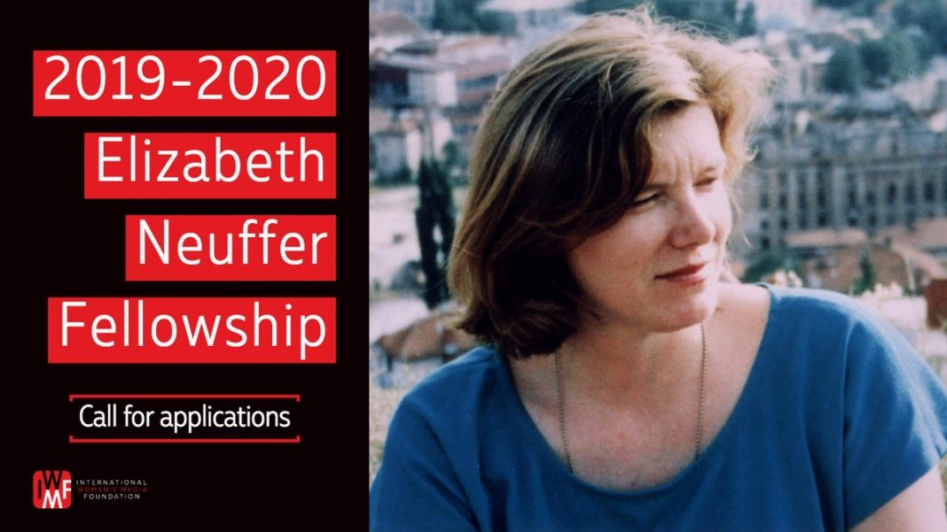 Elizabeth Neuffer Fellowship 2020 for Women Journalists Worldwide (Fully Funded to the United States)