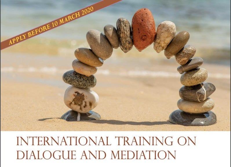 Dag Hammarskjöld Foundation/ Uppsala University 2020 International Training on Dialogue and Mediation (Fully Funded to Uppsala,Sweden)