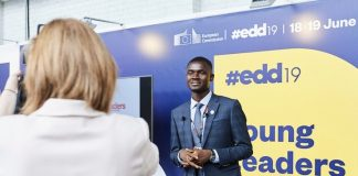 European Development Days 2020 (EDD 2020) Young Leaders Programme (Fully Funded to Brussels, Belgium)