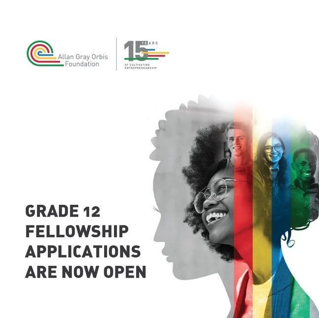 Allan Gray Orbis Fellowship Programme 2020 for young South Africans (Grade 12 Students)