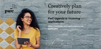 PricewaterhouseCoopers (PwC) Uganda Graduate Associate 2020 Programme for young Ugandan graduates
