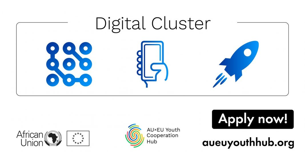 AU-EU Youth Cooperation Hub Join the Digital Cluster!