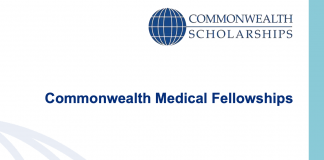 Commonwealth Medical Fellowships 2020 for Mid-Career Medical Professionals to Study in the United Kingdom (Fully Funded)