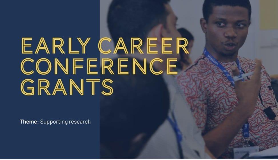 Association of Commonwealth Universities (ACU) Early Career Academic Grants 2020 ( GBP 2000 grant)