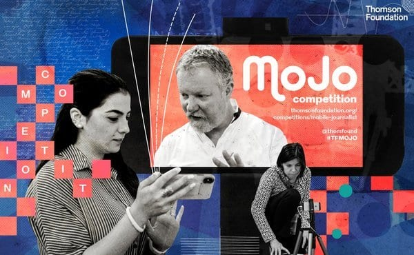 Thomson Foundation/Mojofest mobile Journalism Competition 2020 (Fully Funded to Mojofest in London, United Kingdom)