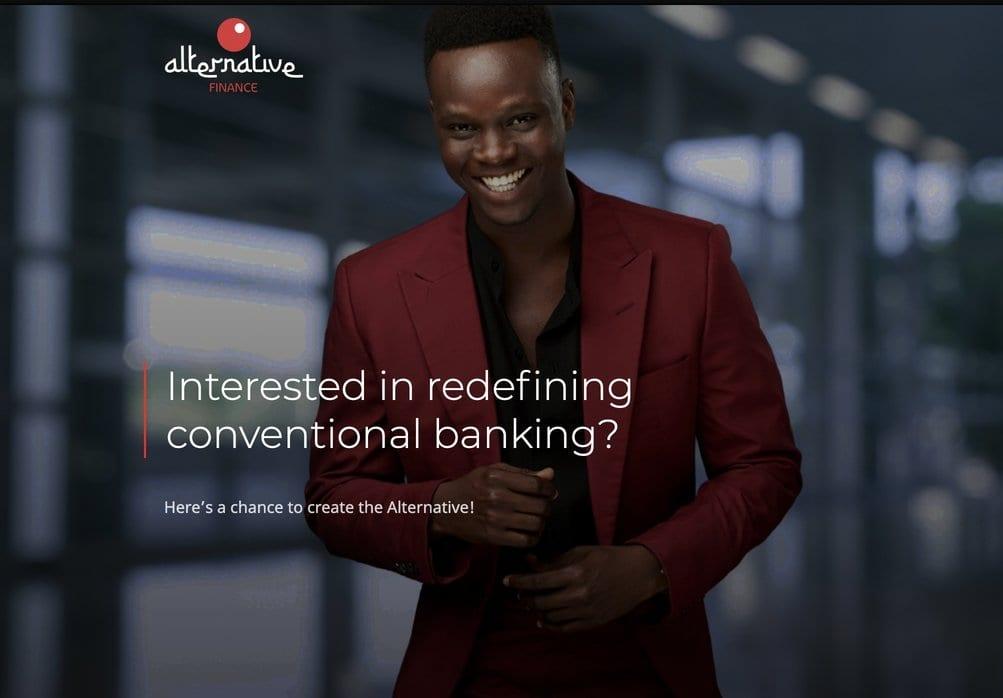 Sterling Alternative Finance (SAF) Graduate Trainee Program 2020 for young Nigerians