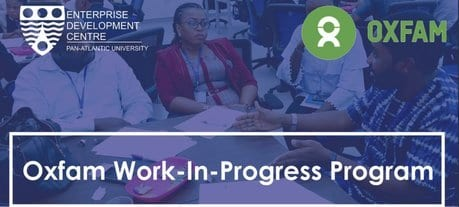 Oxfam-EDC SME Impact Program 2020 for young Nigerian Entrepreneurs