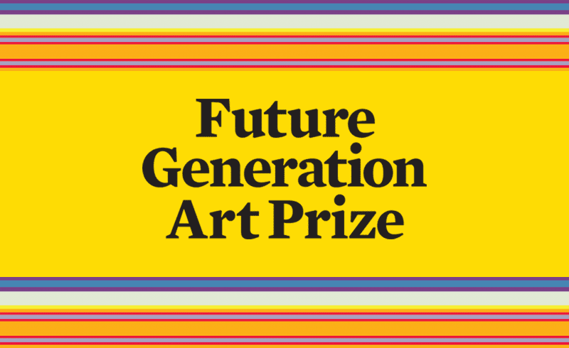 Future Generation Art Prize 2020 for emerging Artists worldwide.
