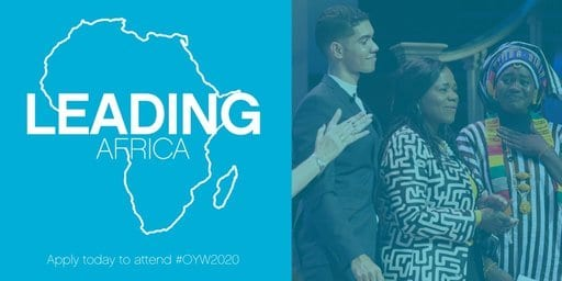 Leading Africa Scholarships to Attend the One Young World Summit 2020 (Fully Funded to Munich,Germany)